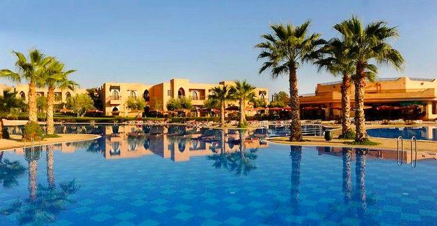 Hôtel Ôclub experience ona ryads park marrakech 4*