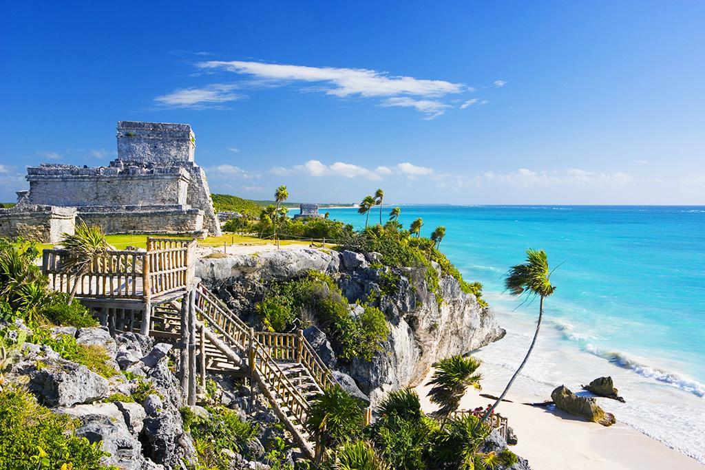 Circuit Escapade en Yucatan 3*/4* et extension Hôtel Blue Bay Grand Esmeralda 5*