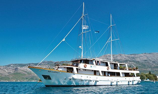 Croisière au fil de l'adriatique - croatie