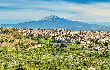 Circuit panorama sicilien 3*/4*
