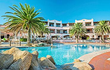 Le palme hôtel et resort 4*
