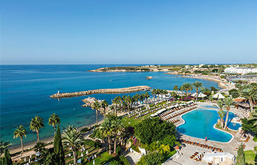 Coral beach hôtel 5*