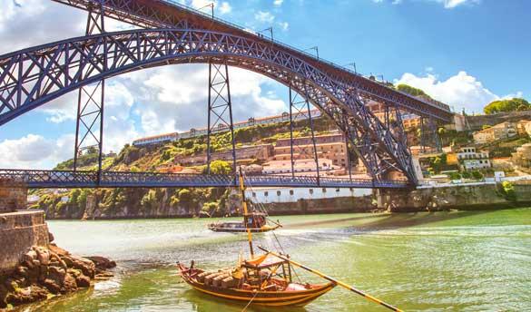 Circuit portugal : de lisbonne à porto en hôtels 3*/4*