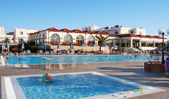 Hôtel naya club europa beach 4*