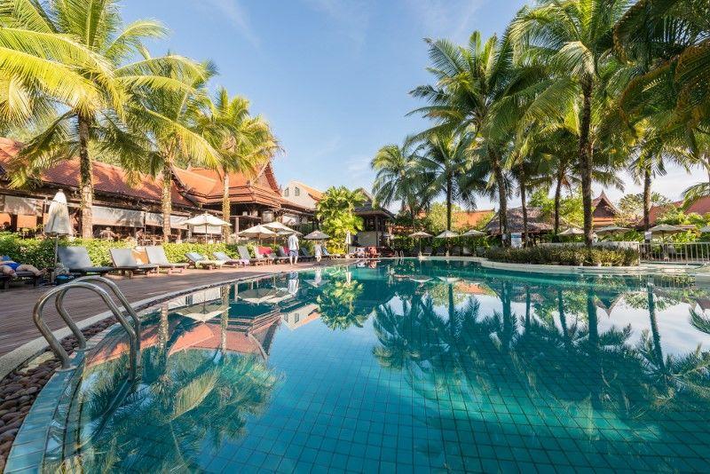 Hôtel khaolak bhandari resort & spa 4*