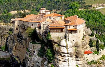 Autotour Grèce Météores 3*