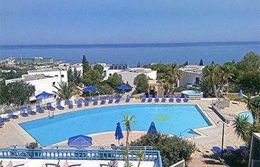 Hôtel club héliades sunshine village 4*