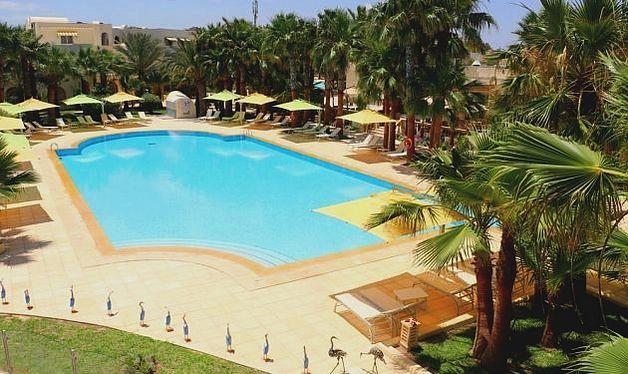 Hôtel The Ksar Djerba 4*