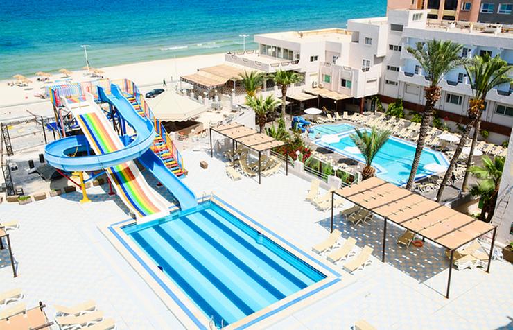 Sousse City and Beach Hôtel 3*