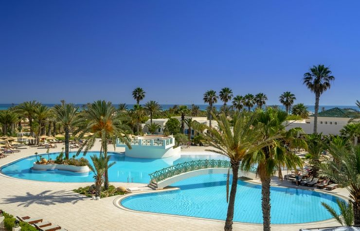 Magic hôtel yadis djerba golf thalasso and spa 5*