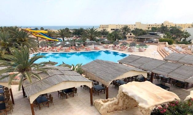 Hôtel baya beach thalasso 3*