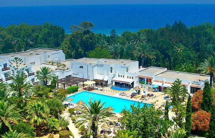 Hôtel marhaba salem 4*