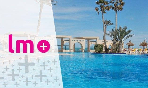 Hôtel lm+ mondi club zita beach resort zarzis 4*