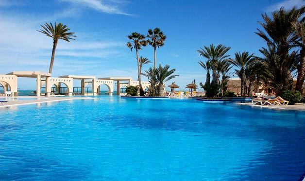 Hôtel zita beach resort zarzis 4*