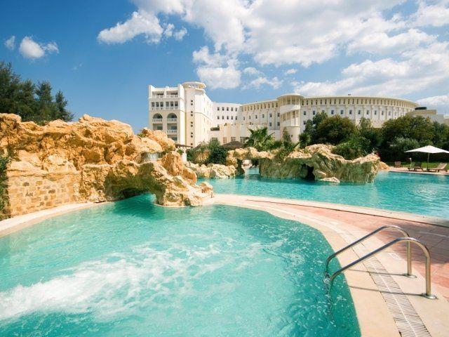 Hôtel medina solaria et thalasso 5*