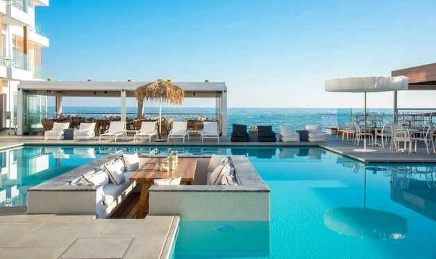 Hôtel ammos beach resort 5* - adult only
