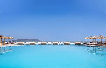 Hôtel Mitsis Rinela Beach & Spa 5*