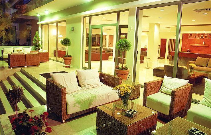 Hôtel angela suites 3*