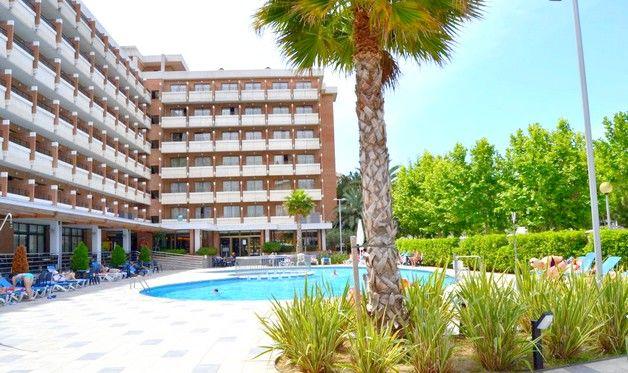 Hôtel California Garden 3*