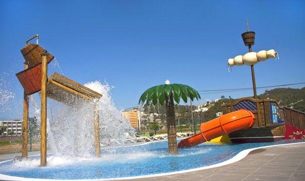 Hôtel Europa Splash 4* sup