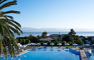Hôtel roda beach resort & spa 5*
