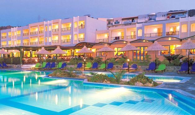 Hôtel mediterranéo 4*