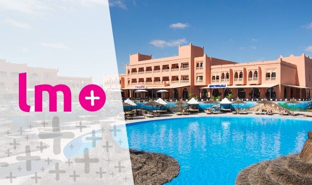 lm+ Aqua Fun Club Marrakech 4*