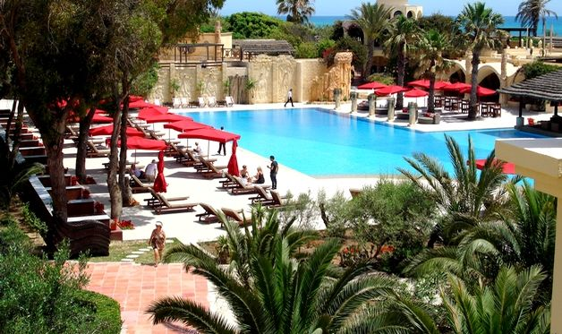 Hôtel Africa Jade Thalasso 4*