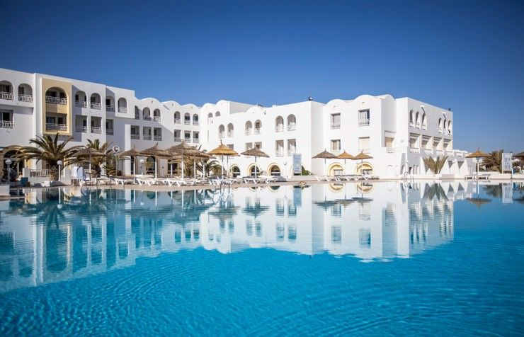 Hôtel club calimera yati beach 4*
