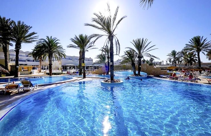 Hôtel Houda Golf & Beach Club 3*