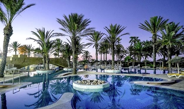 Hôtel Houda Golf et Aquaparc 3*