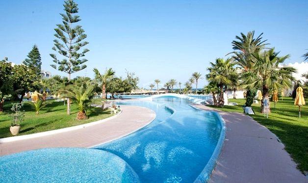 Hôtel lti mahdia beach et aquapark 4*