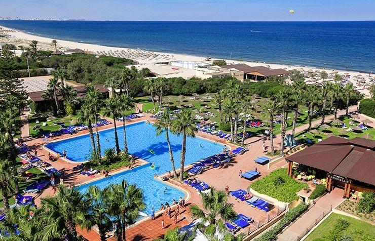 Hôtel Sahara Beach Aqua Park 3*