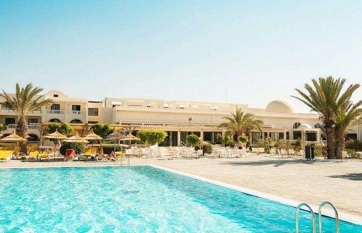 Hôtel djerba aqua resort 4*