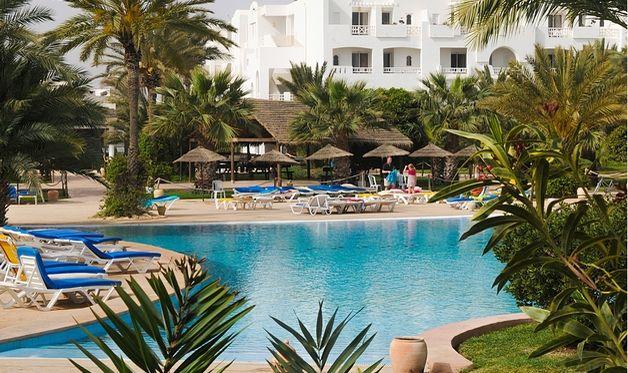 Hôtel djerba resort 4*