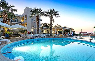 Hôtel gouves bay resort 4*