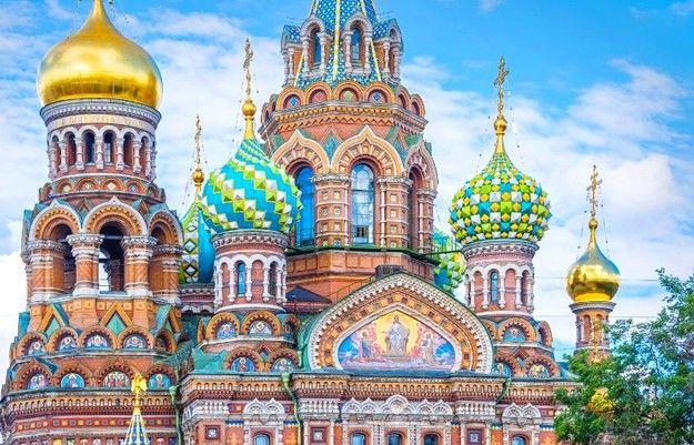Séjour à Saint Petersbourg 4*