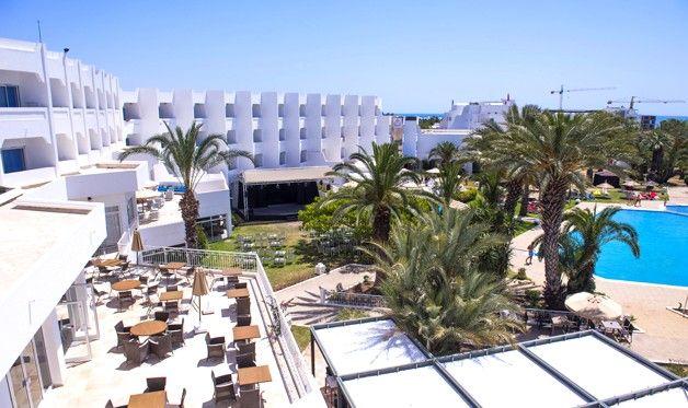 Hôtel palm beach club 4*