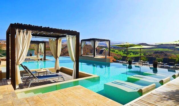 Hôtel Salobre Resort et Serenity 5*