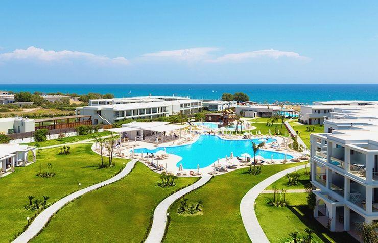 Hôtel lti asterias beach 5*