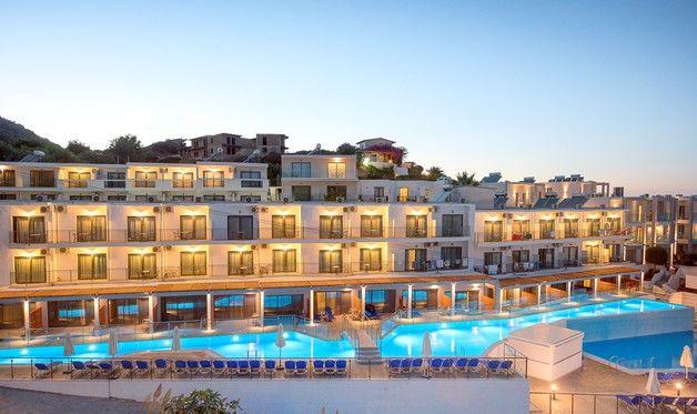 Hôtel panorama 4*