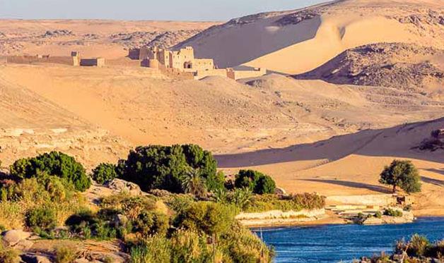 Croisière Les Déesses du Nil 5*