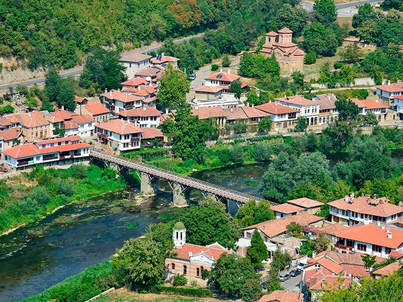 Circuito Balcanes: Bulgaria, Grecia y Macedonia