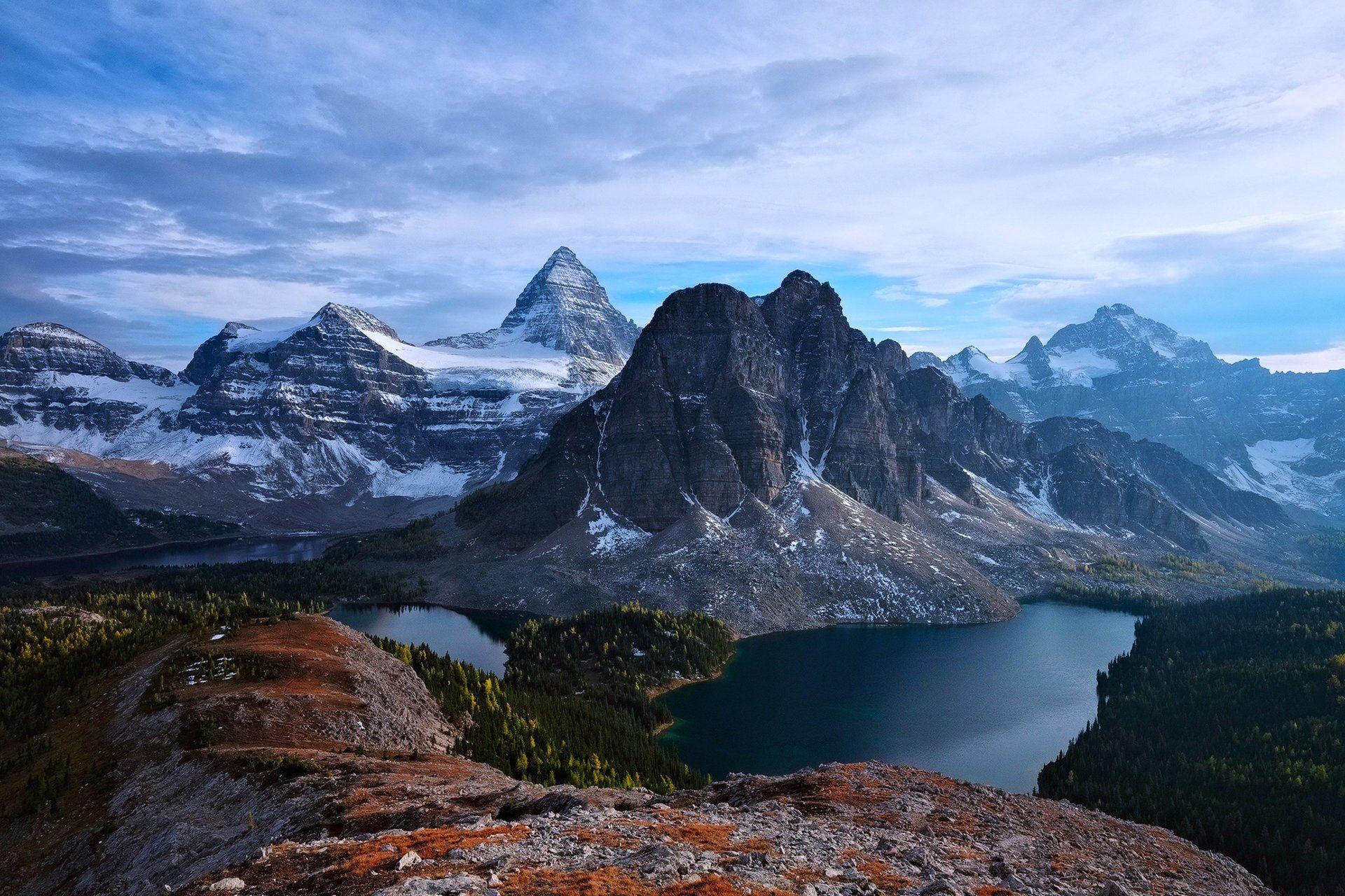 Circuito Fly & Drive Canadá: Maravillas del Oeste