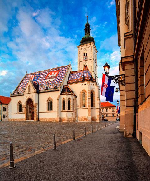 Circuito Fly & Drive Lo mejor de Croacia y Eslovenia