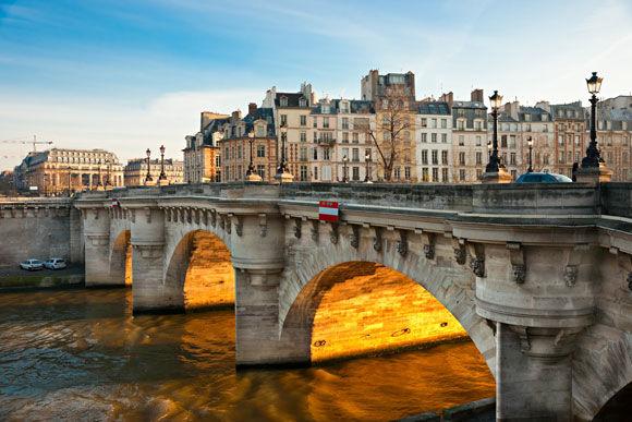 Circuito París, Países Bajos y crucero por el Rhin