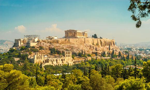 Combinado Atenas - Mikonos