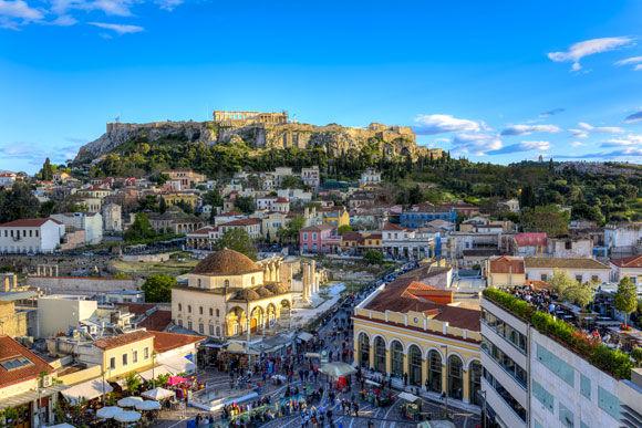 Circuito Lo mejor de Grecia