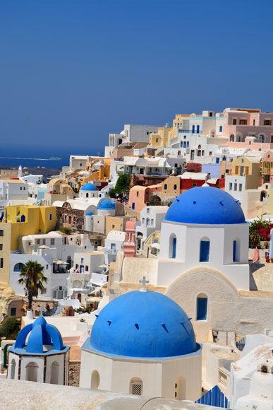 Combinado Atenas - Santorini