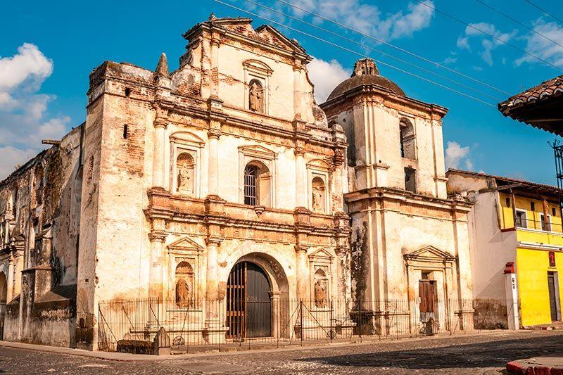 Circuito Guatemala al completo